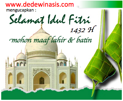 Inspirasi Ucapan Selamat Idul Fitri Lebaran Www Dedewinasis Com